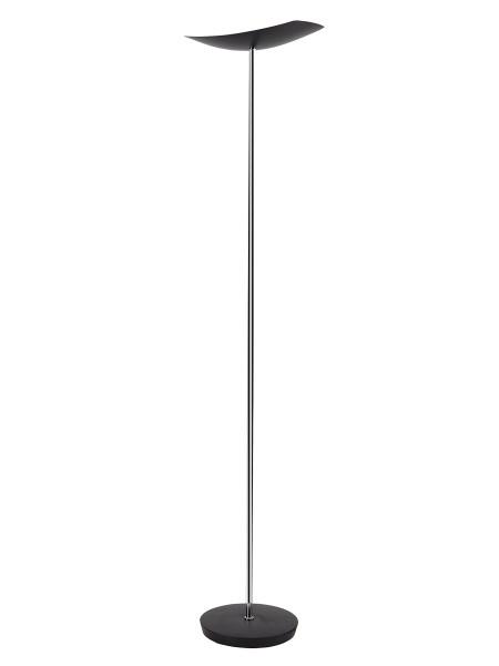 LAMPADAIRE LED DESIGN NOIR