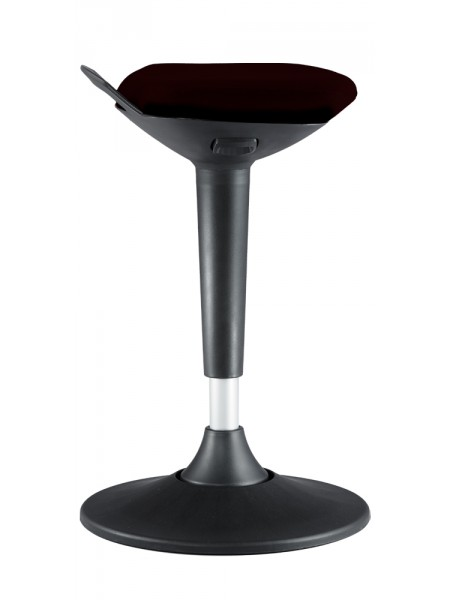 TABOURET ERGONOMIQUE NOIR FLEXY