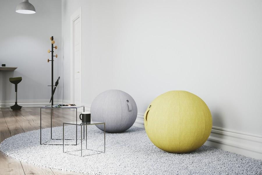 Open-space ergonomique